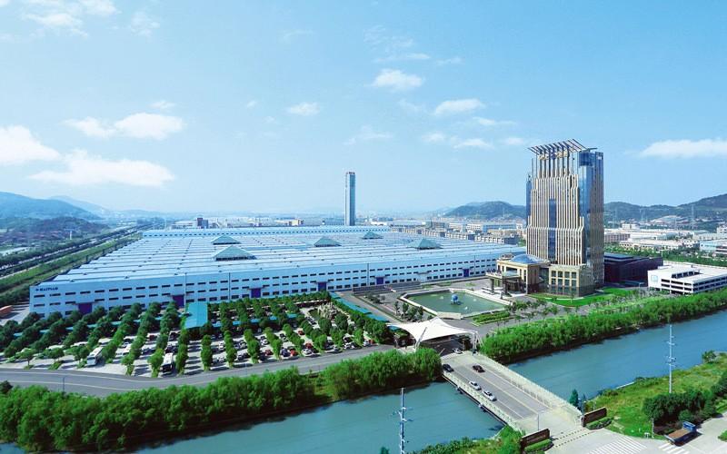 Haitian International Headquarter China