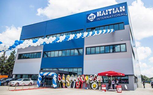 Haitian International Turkey